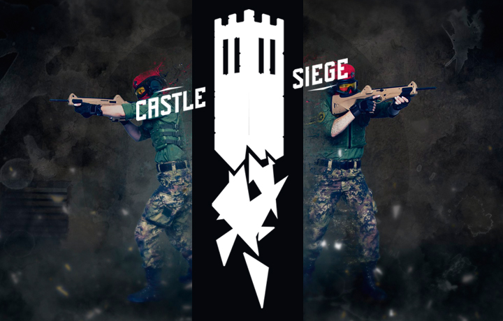 RAINBOW SIX - Castle Siege